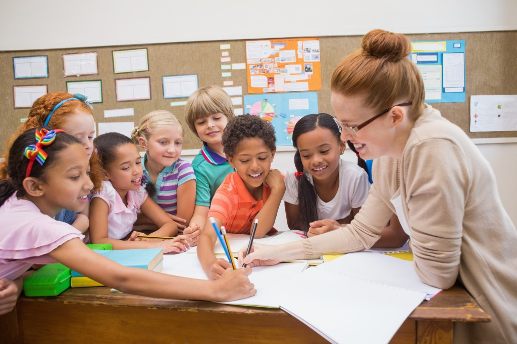 Types of Interest Areas in Early Childhood Centers
