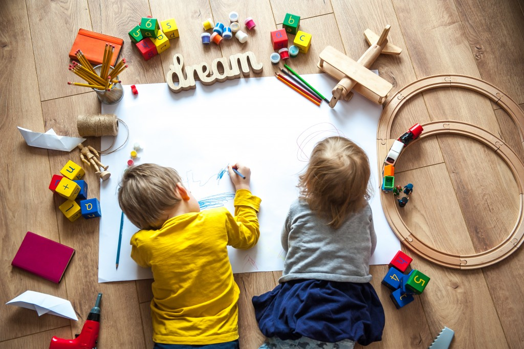Young at Heart: Decoding the Three Types of Play Your Child Engages In