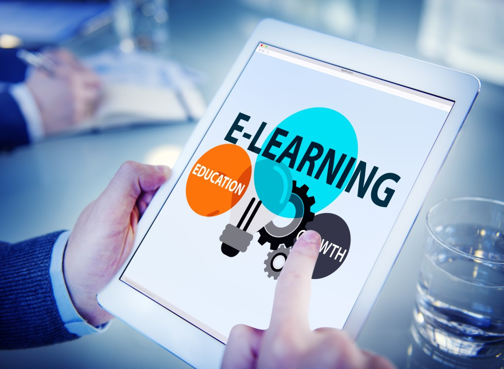 Online Learning: Self-improvement Is Just a Click Away